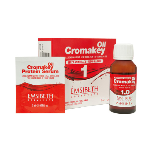 CROMAKEY - OIL - EMSIBETH