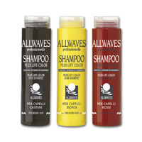 SAMPON COLOR PLUS LIFE - ALLWAVES