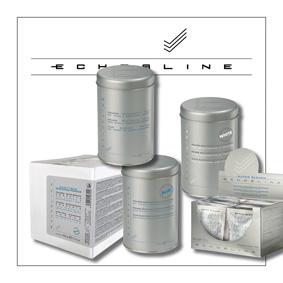 Blegepulver BLUE COMPACT - ECHOSLINE