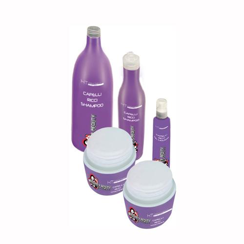 سیستم درمان HT خط مو فرفری - CHARME & BEAUTY