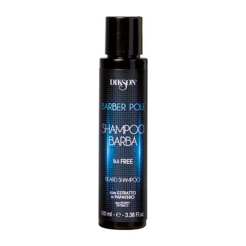 DIKSON آرایشگر قطب شامپو باربا مسموم - SLS رایگان - DIKSON