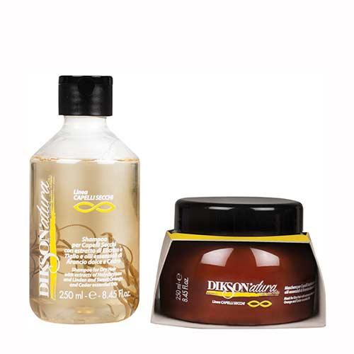 DIKSONATURA درمان برای موهای خشک - DIKSON