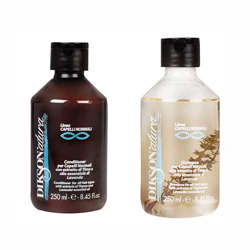 درمان مو طبیعی DIKSONATURA - DIKSON