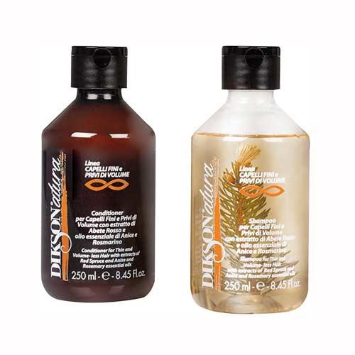 DIKSONATURA درمان برای مو و بدون دوره - DIKSON
