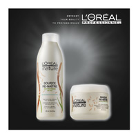 SERIES NATURE - RE - naître - L OREAL PROFESSIONNEL - LOREAL