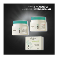 SERIES NATURE - cataplasme - L OREAL PROFESSIONNEL - LOREAL