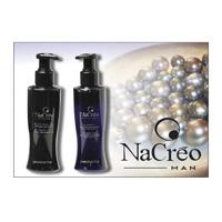 NACRÈO城域网 - 黑珍珠和银凝胶 - PRECIOUS HAIR
