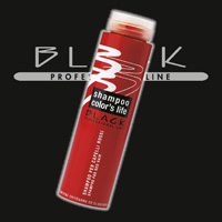 BLACK LINE : COLOR SHAMPOO'S LIFE - BLACK