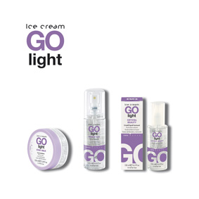 ICE CREAM GO GO - GO LIGHT - INEBRYA