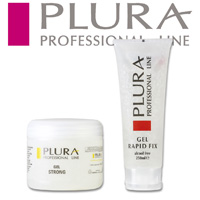 GEL STRONG - PLURA PROFESSIONAL LINE