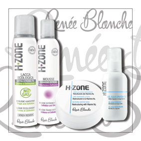 H • ZONE - RENEE BLANCHE