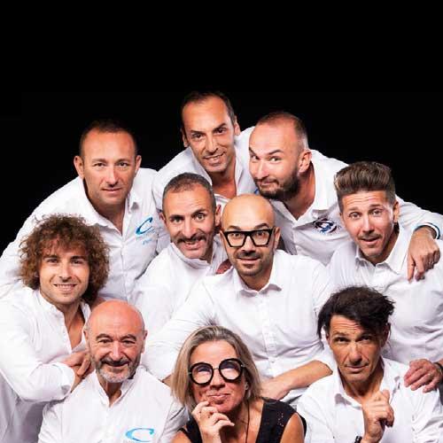 Enzo Coppola I Parrucchieri - WELLA PROFESSIONALS