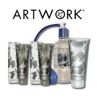布鲁克林的理发店 - 面部 - ARTWORK