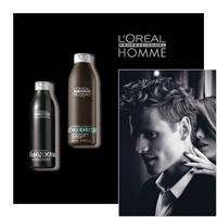 欧莱雅男士专业美发 - TONIQUE和清凉纯净 - L OREAL PROFESSIONNEL - LOREAL