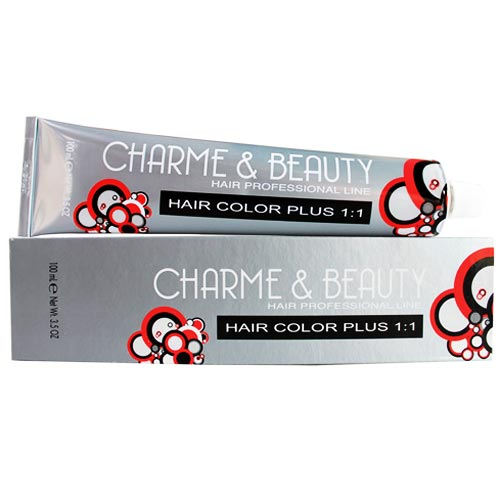 HAARFARBE PLUS - CHARME & BEAUTY