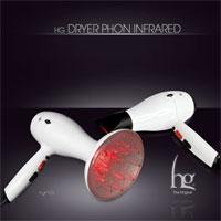 HG Secador de pelo Secador infrarrojo - HG