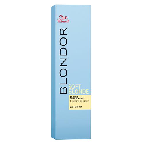 BLONDOR-BLØD BLONDE FLØDE - WELLA PROFESSIONALS